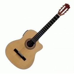 Beaver Creek Guitare Classique Électrique CW