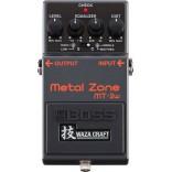 Boss MT-2W Metal Zone Waza