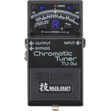 Boss TU-3W Waza Custom Tuner Chromatique