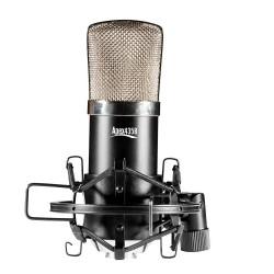 Apex 435B Microphone de Studio Condensateur Large Diaphragm