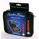 Hohner HooDoo Blues Pack C,D,G
