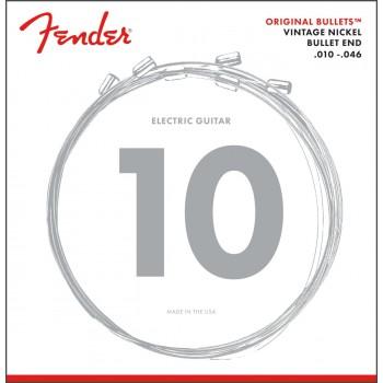 Fender 3150R Pure Nckl Original Bullet 10-46