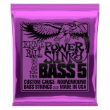 Ernie Ball Bass 5ST Power Slinky 50-135
