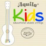 Aquila Colorful Kids Ukulele Strings
