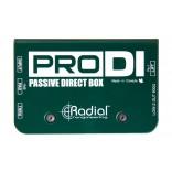 Radial DI Mono PRO D1
