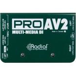Radial PRO AV2 - Direct Box