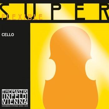 Thomastik Cello Super Flexible Rope Core