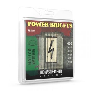 Thomastik Power Brights Regular Bottom
